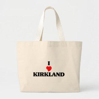 I love Kirkland Jumbo Tote Bag
