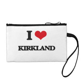 I Love Kirkland Coin Purse