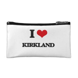 I Love Kirkland Makeup Bags
