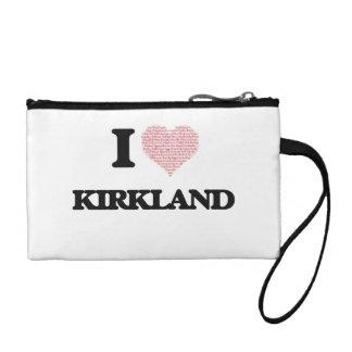 I Love Kirkland Coin Wallet