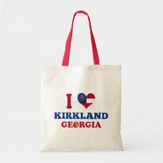 I Love Kirkland, Georgia Bags