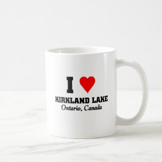 I love Kirkland Lake Coffee Mug