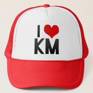 I Love KM Trucker Hat