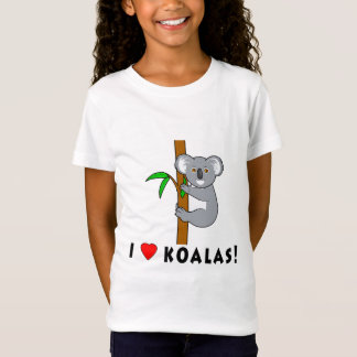 I Love Koalas! T-Shirt