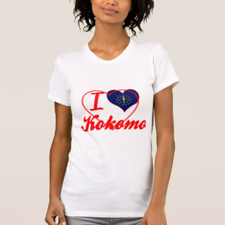 I Love Kokomo, Indiana Tees