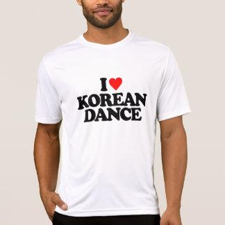 I LOVE KOREAN DANCE T-Shirt