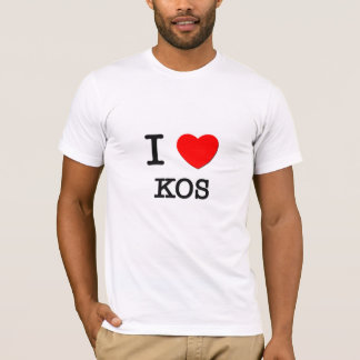 I Love Kos T-Shirt