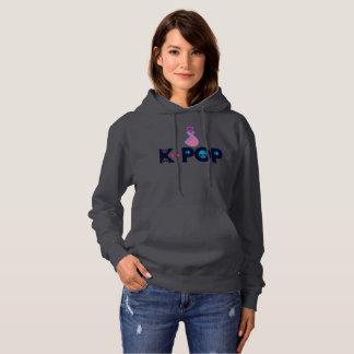 ♪♥I Love KPop Fabulous Basic Pullover Hooodie♥♫