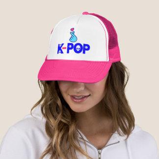 ♥I Love KPop Fabulous Chic & Stylish Trucker Trucker Hat
