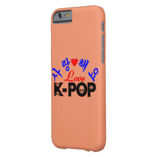 ♪♥I Love KPop Fabulous iPhone 6/6s Case♥♫ Barely There iPhone 6 Case