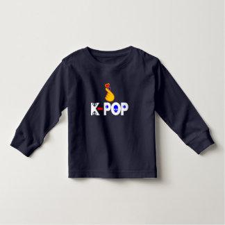 ♥I Love KPop Korean-Style adorable Heart Finger Toddler T-shirt