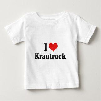 I Love Krautrock T Shirt