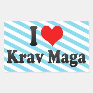 I love Krav Maga