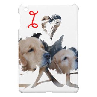 I love Lab iPad Mini Cover