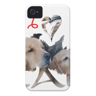 I love Lab iPhone 4 Covers
