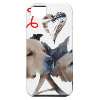 I love Lab iPhone 5 Covers