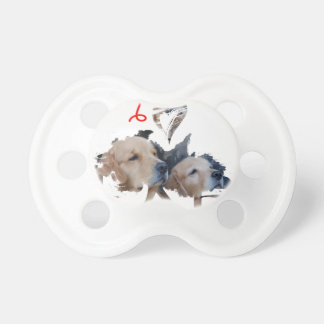 I love Lab Pacifiers