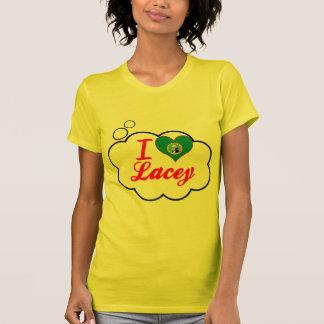 I Love Lacey, Washington T-Shirt
