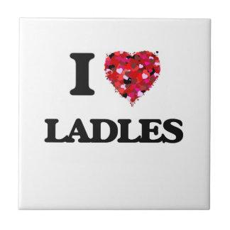 I Love Ladles Tiles