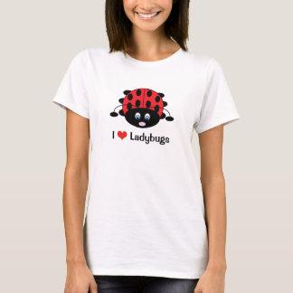 I Love Ladybugs Shirt