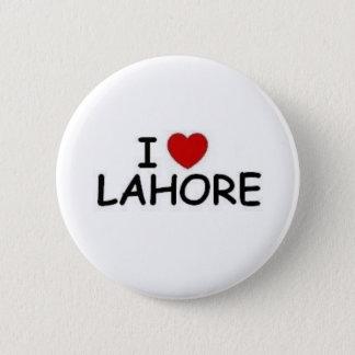 I LOVE LAHORE#2 Button