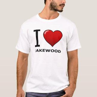 I LOVE LAKEWOOD,CO - COLORADO T-Shirt