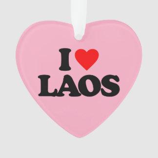 I LOVE LAOS