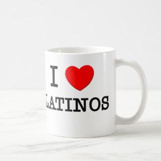 I Love Latinos Coffee Mug