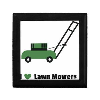 I love Lawn Mowers Gift Box