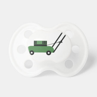 I love Lawn Mowers Pacifier