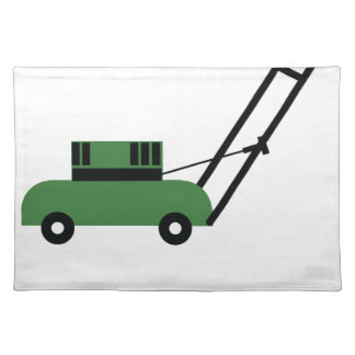 I love Lawn Mowers Placemat