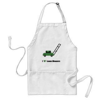 I love Lawn Mowers Standard Apron