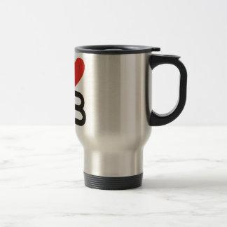 I Love LB Travel Mug