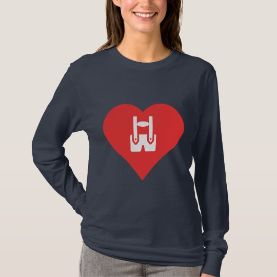 I Love Lederhosen T-Shirt