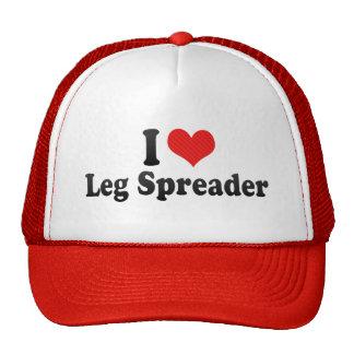 I Love Leg Spreader Hat