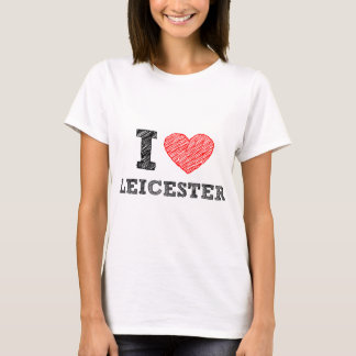 I-love-Leicester T-Shirt