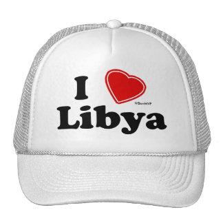 I Love Libya Trucker Hat