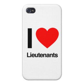 i love lieutenants iPhone 4/4S cover