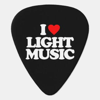I LOVE LIGHT MUSIC PICK