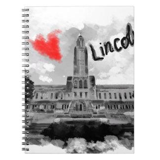 I love Lincoln Notebooks