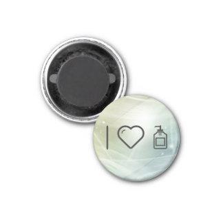 I Love Liquid Handwash Magnet