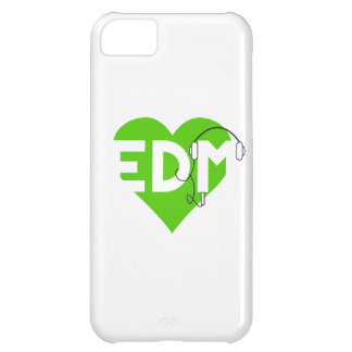 I Love Listening to EDM Cover For iPhone 5C