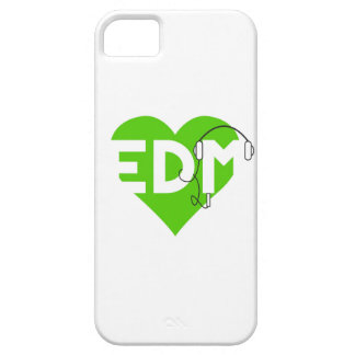 I Love Listening to EDM iPhone 5 Covers