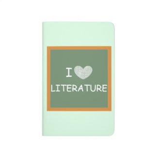 I Love Literature Journal