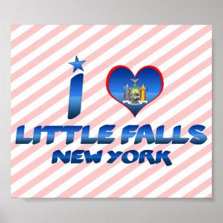 I love Little Falls, New York Poster