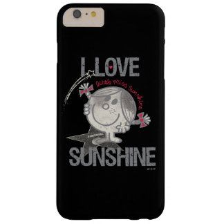 I Love Little Miss Sunshine Barely There iPhone 6 Plus Case