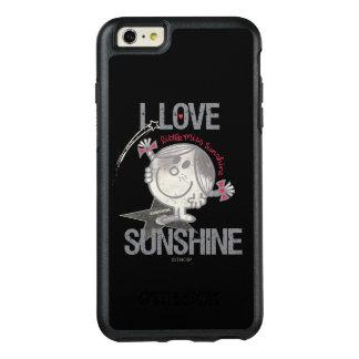 I Love Little Miss Sunshine OtterBox iPhone 6/6s Plus Case