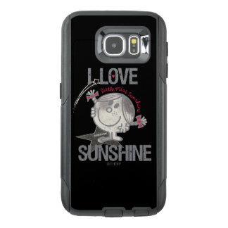 I Love Little Miss Sunshine OtterBox Samsung Galaxy S6 Case