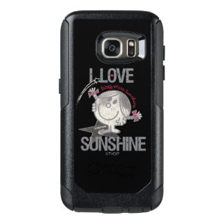 I Love Little Miss Sunshine OtterBox Samsung Galaxy S7 Case