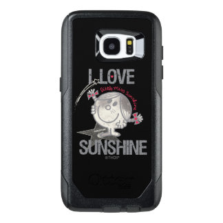 I Love Little Miss Sunshine OtterBox Samsung Galaxy S7 Edge Case